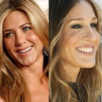 Jennifer Aniston, Sarah Jessica Parker