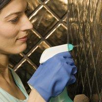 mycie szyb matowych - krok 5