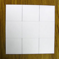 Koszyczek z papieru 1