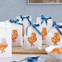Wielkanocne torebki na słodycze