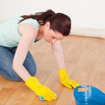 czyszczenie podłóg - krok 3