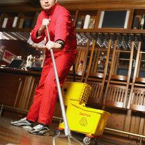 czyszczenie podłóg - krok 4