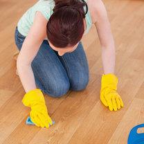 czyszczenie podłóg - krok 5