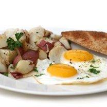śniadanie proteinowe