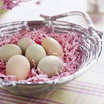 Koszyczek z jajkami