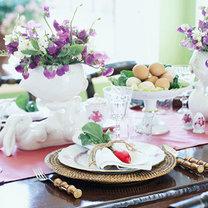 Wielkanocna serweta