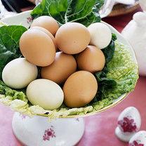 Jajka na twardo