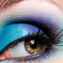 wieczorowy makijaż oczu