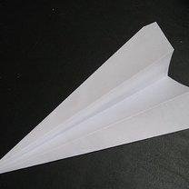 Robienie samolotu z papieru 7