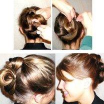 Kok z długich włosówRobi
