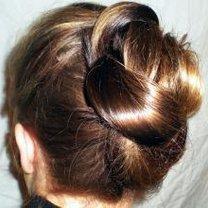 Kok z długich włosów