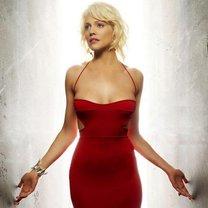 kolory dla blondynek - czerwony