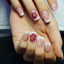 Frencz manicure