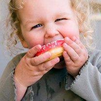 dziecko z nadwagą