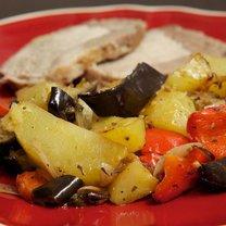 Zapiekanka z ziemniaków i warzyw
