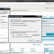 Ustawienie proxy w Internet Explorer