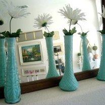 Jak pomalować wazon ze szkła