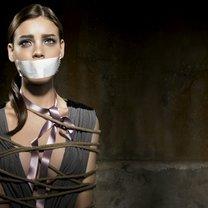 porwana kobieta