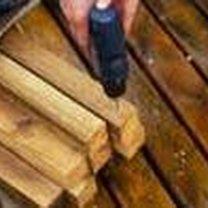 Budowanie drewnianej donicy 1