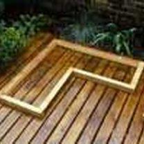Budowanie drewnianej donicy 2