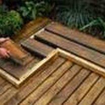 Budowanie drewnianej donicy 3