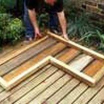 Budowanie drewnianej donicy 4