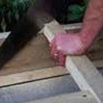 Budowanie drewnianej donicy 6