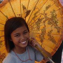 Tajska dziewczyna