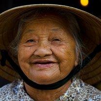 Kobieta z Wietnamu