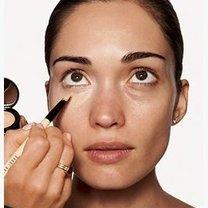 makijaż twarzy - krok 2