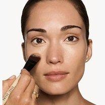makijaż twarzy - krok 3
