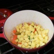 zupa z kurczakiem - krok 7