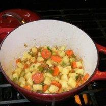 zupa z kurczakiem - krok 8