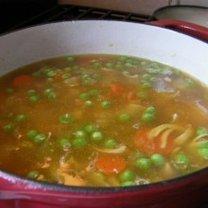 zupa z kurczakiem - krok 10