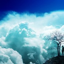 Fotografia chmur