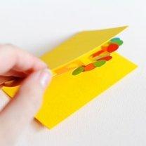 kartka ręcznie robiona - krok 12