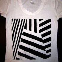 koszulka zebra