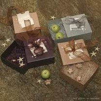 prezent, pudełko, zrób to sam