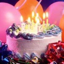 urodziny, przyjęcie