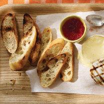 Grillowany ser pleśniowy