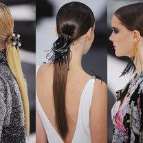Modne fryzury 2011 - Chanel