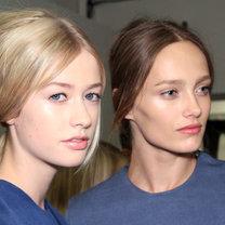 Modne fryzury 2011 - Calvin Klein