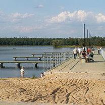 zalew w Borkowie, źródło wikipedia.pl