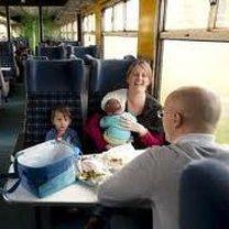podróż z niemowlakiem pociągiem