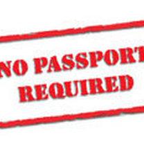 paszport niewymagany