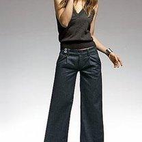 spodnie tuszujące duże uda