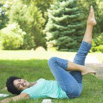 sposoby na opuchnięte stopy - krok 3