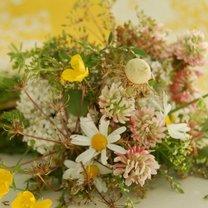 Bukiet z dzikich kwiatów