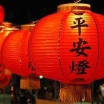 Chińskie lampiony
