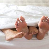 Seks w łóżku